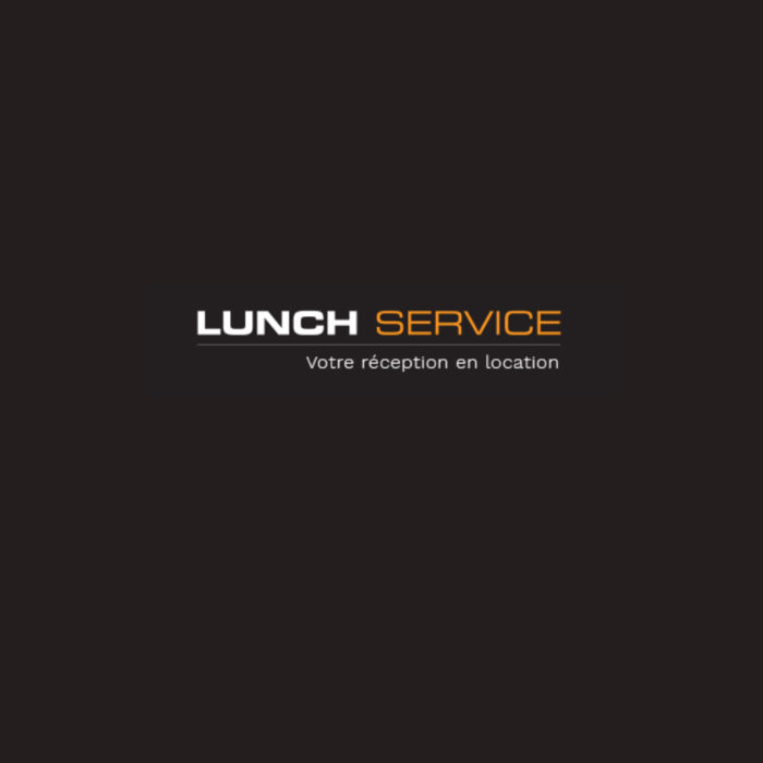 LUNCH SERVICE